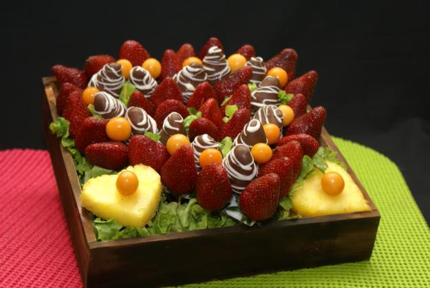 Fruta Y Chocolate2